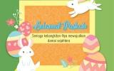 Selamat Hari Raya Paskah 01 April 2018