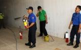 Pelatihan Penanggulangan Kebakaran